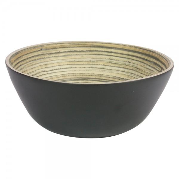 Φρουτιέρα Marva Bamboo Black Large 02139130