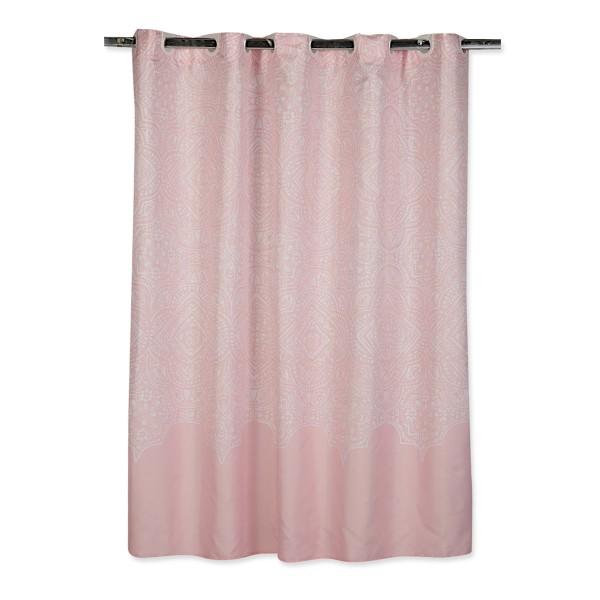Κουρτίνα Μπάνιου (180x180) Nef-Nef Henna Pink