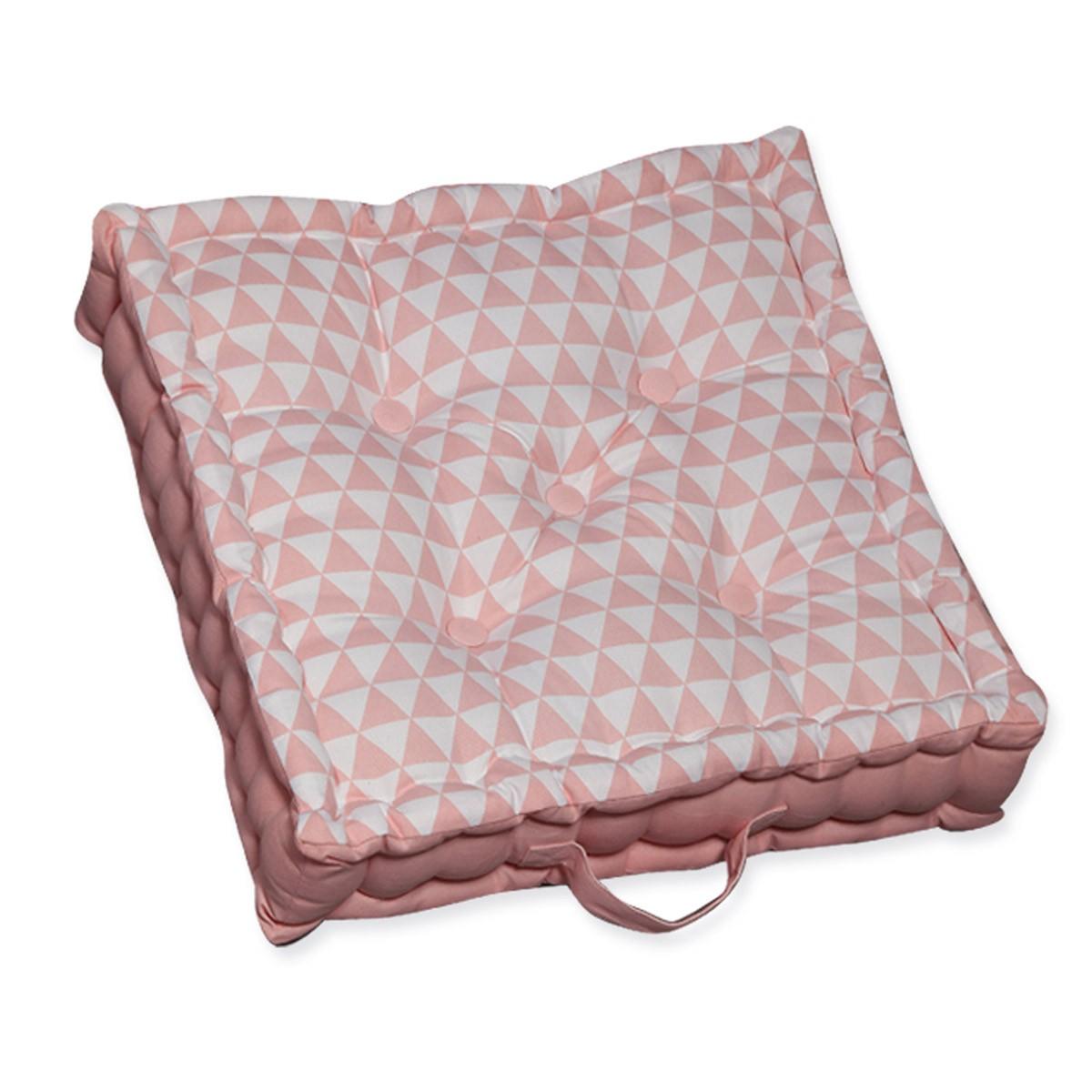 Μαξιλάρα Δαπέδου Nef-Nef Mood Pink 88444
