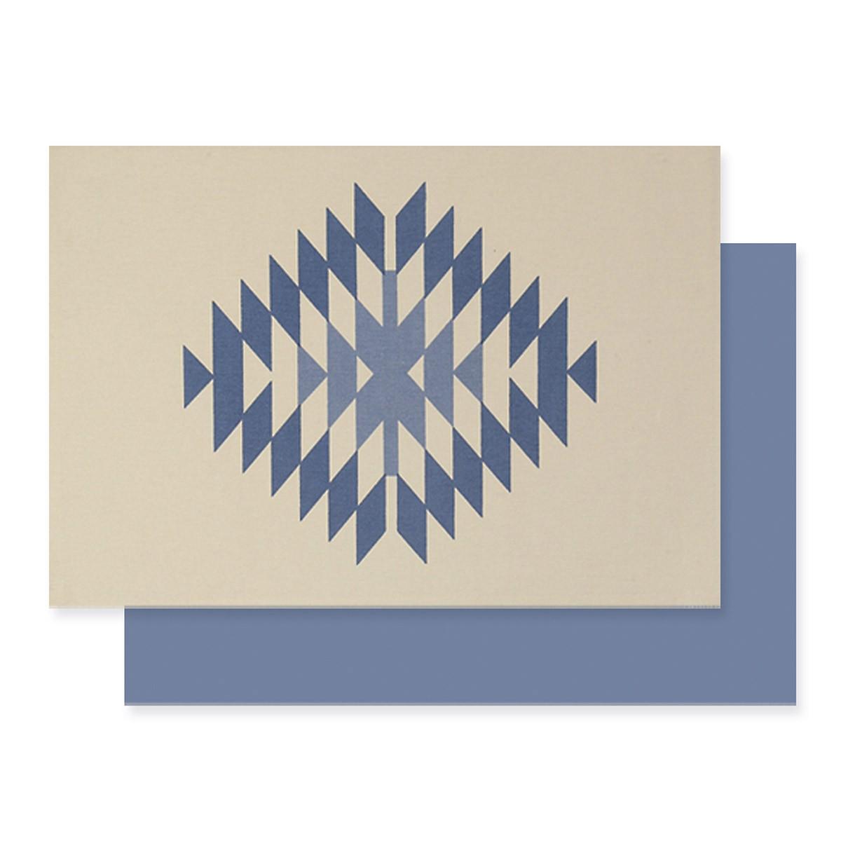Σουπλά 2 Όψεων Nef-Nef Inkas Blue 88448