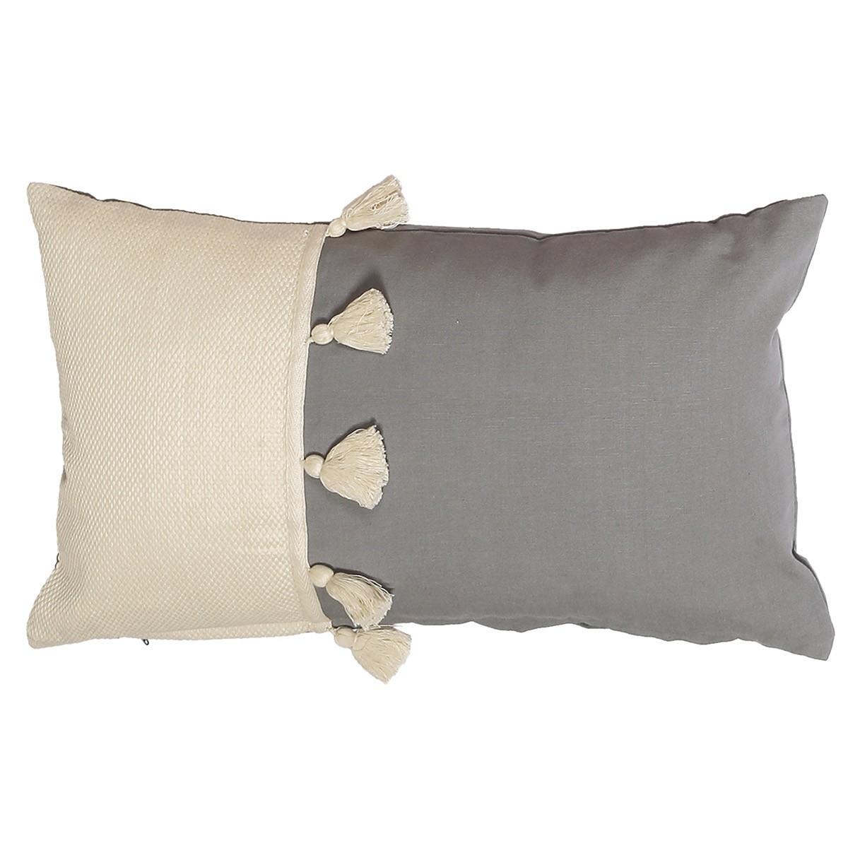 Διακοσμητικό Μαξιλάρι Nef-Nef Tressor Grey
