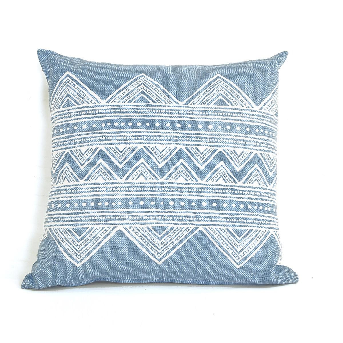 Διακοσμητικό Μαξιλάρι Nef-Nef Blue Ethnic
