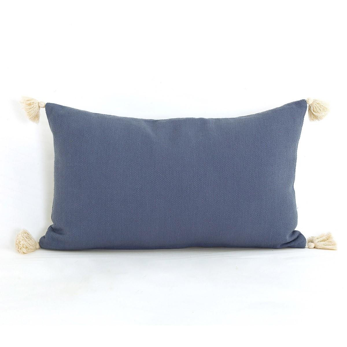 Διακοσμητικό Μαξιλάρι Nef-Nef Blue Chrome Ble