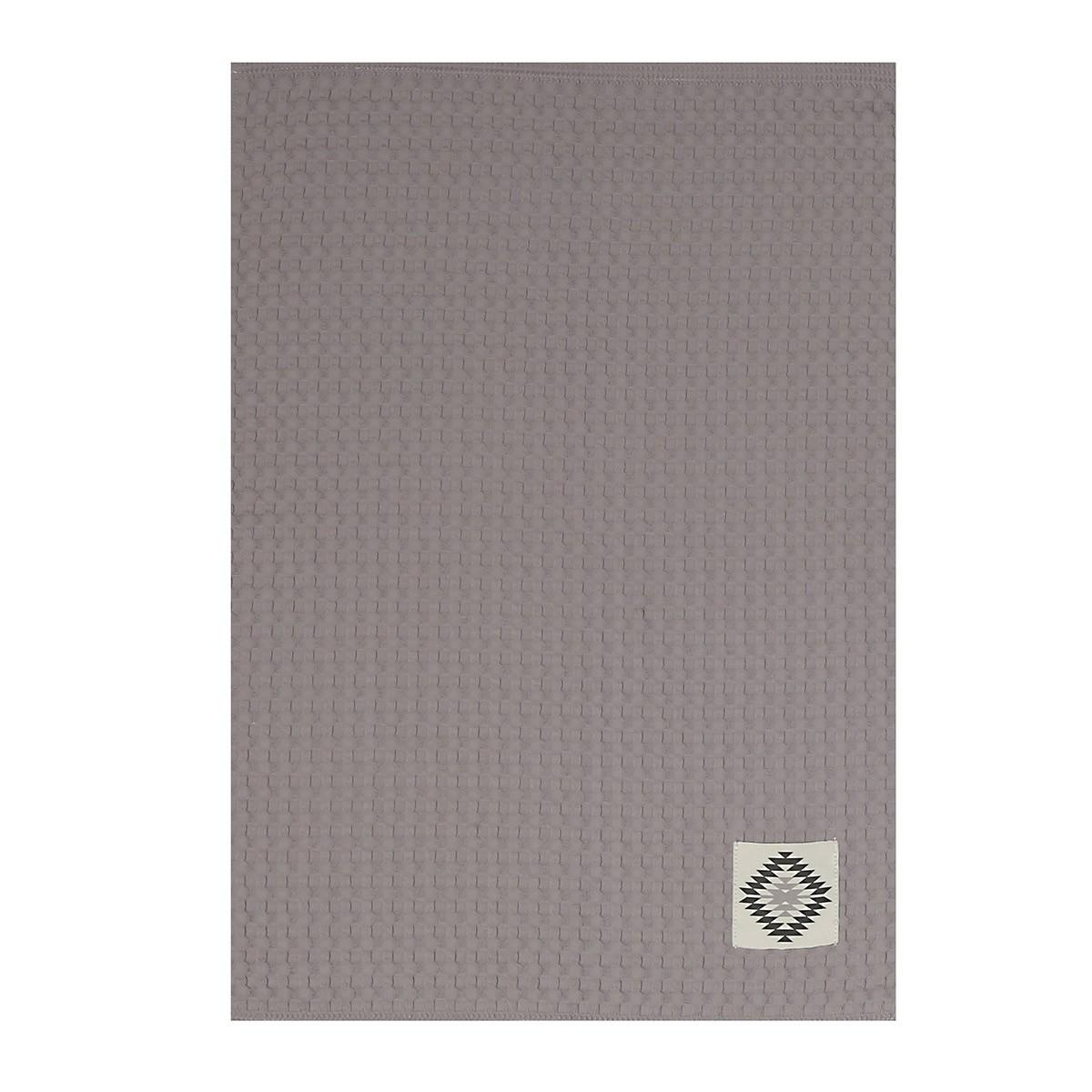 Ποτηρόπανο Πικέ Nef-Nef Inkas Grey
