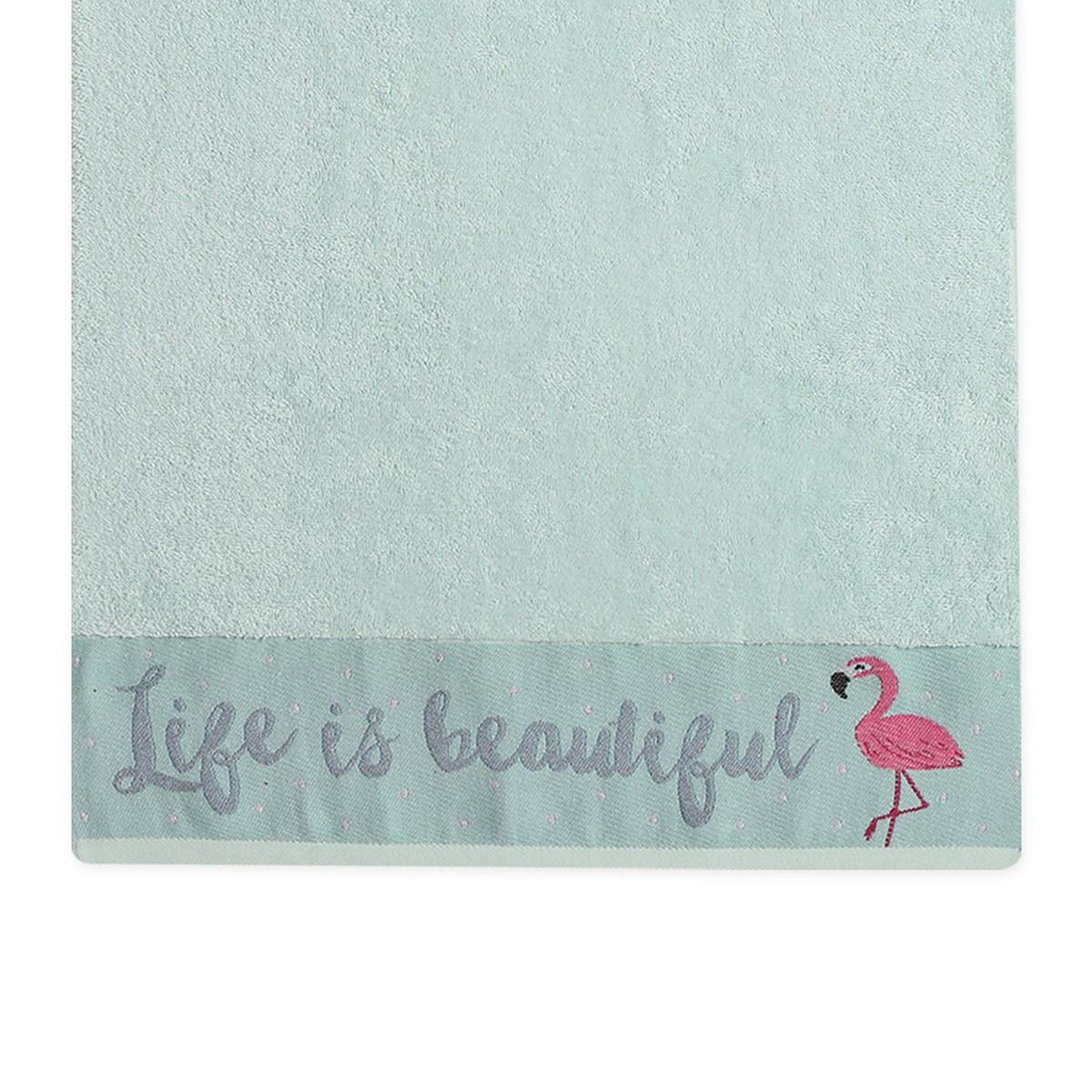 Πετσέτα Σώματος (70×140) Nef-Nef Flamingo 88700