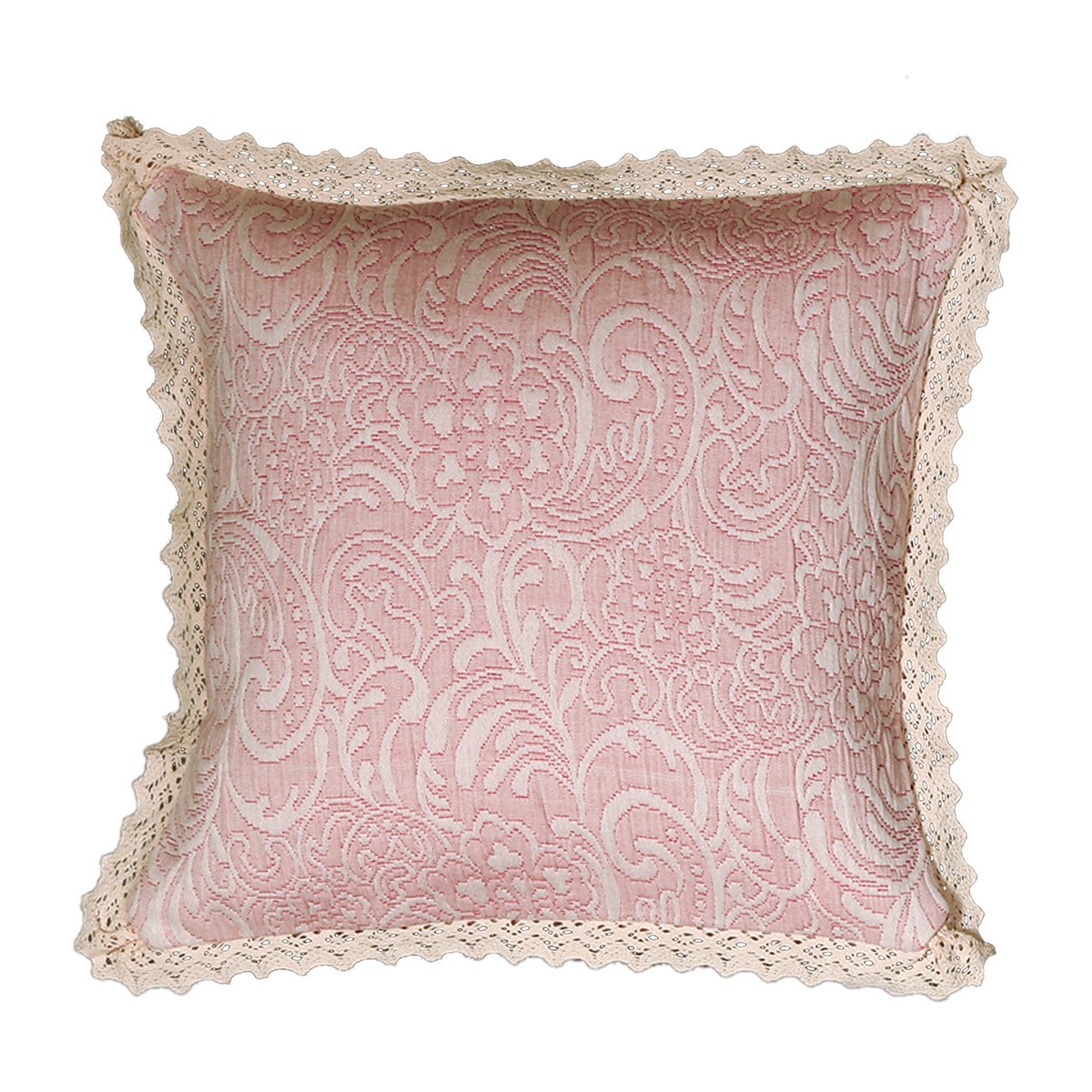 Διακοσμητικό Μαξιλάρι Nef-Nef Elisabeth Pink