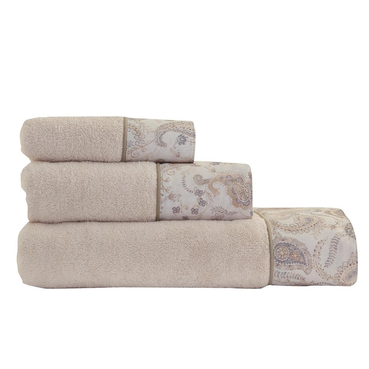 Πετσέτα Σώματος (70x140) Nef-Nef Megan