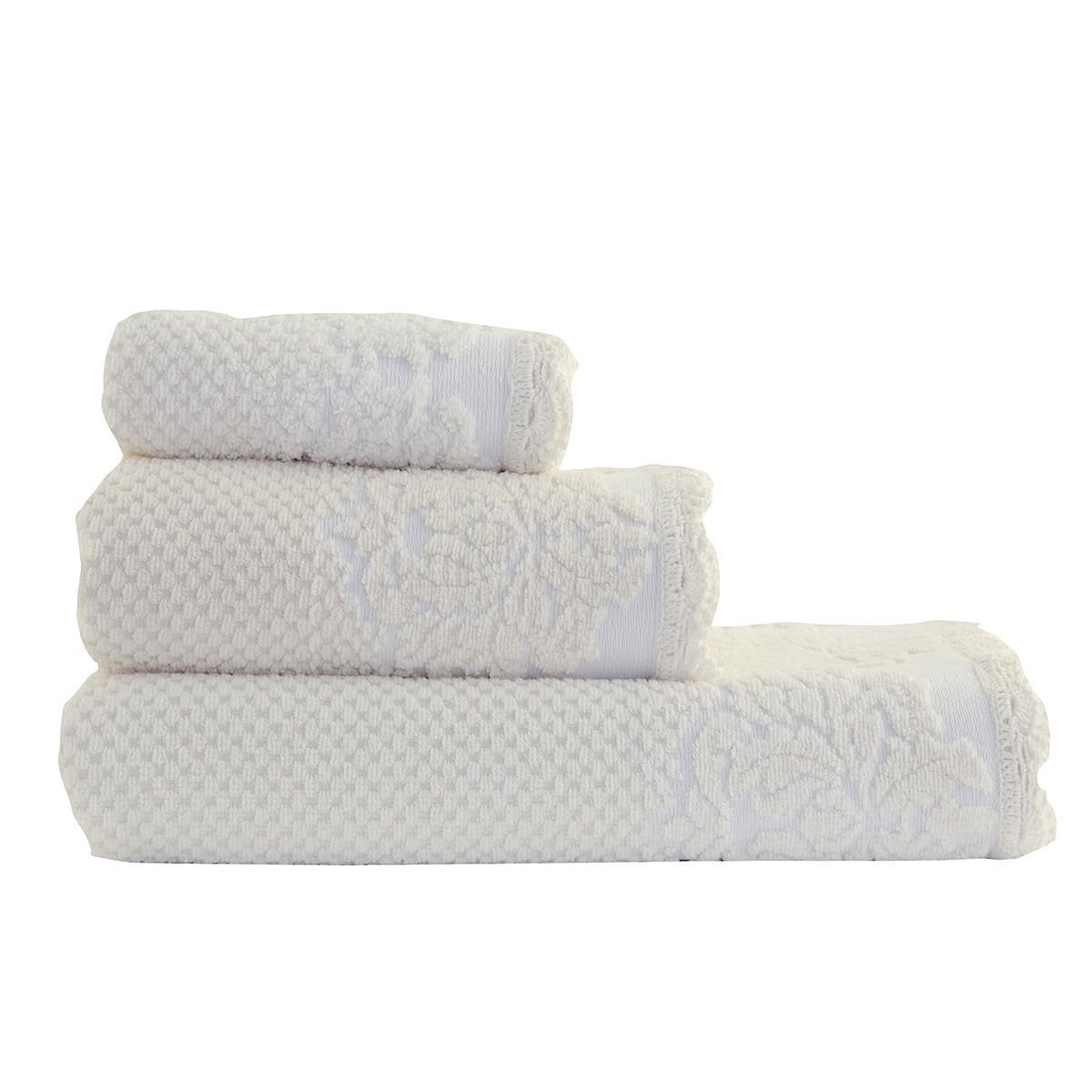 Πετσέτες Μπάνιου (Σετ 3τμχ) Nef-Nef Elie