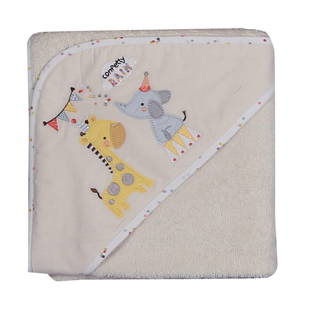 Βρεφική Κάπα Nef-Nef Baby Confetti Rain home   βρεφικά   κάπες βρεφικές
