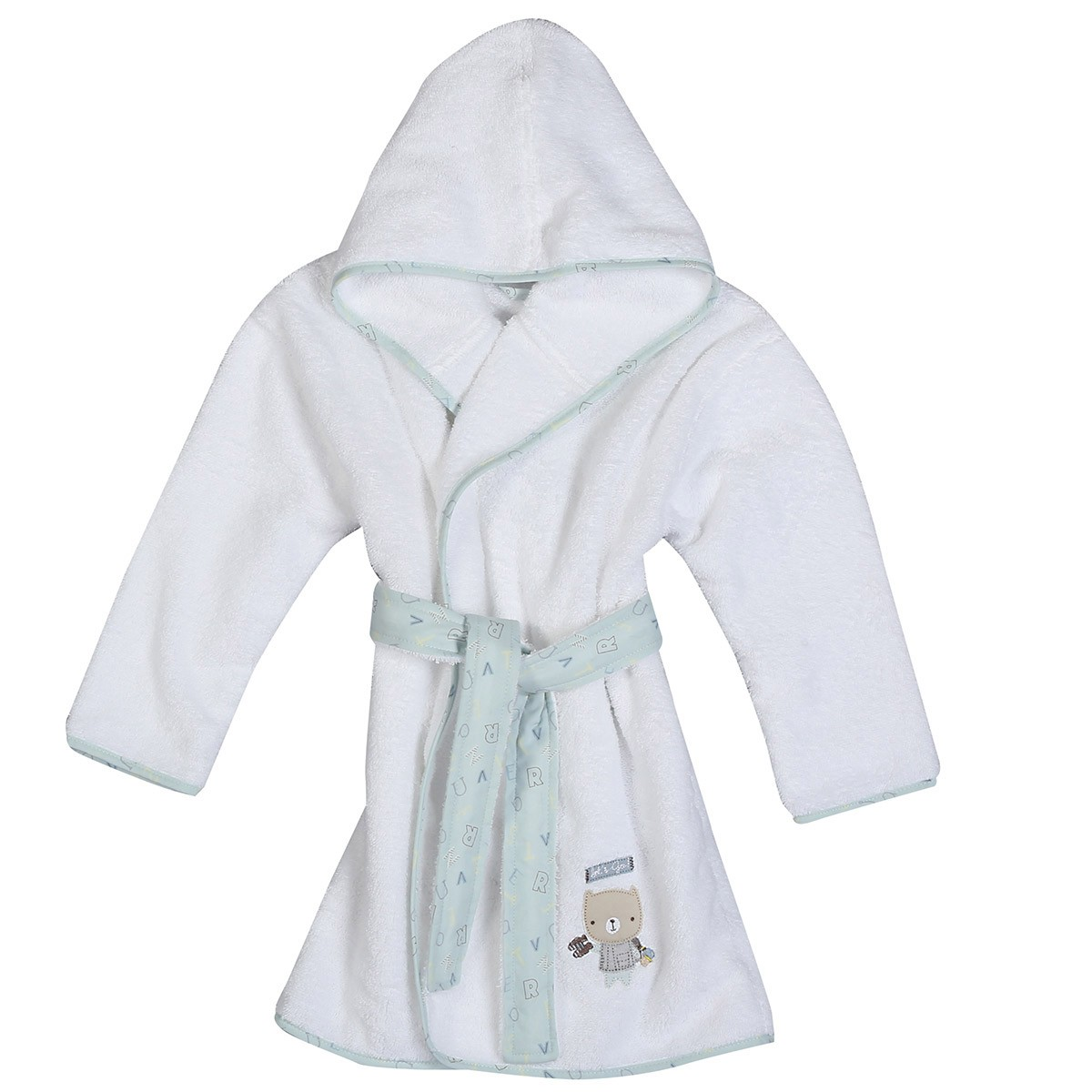 Βρεφικό Μπουρνούζι Nef-Nef Baby Safari Νο2 Νο2