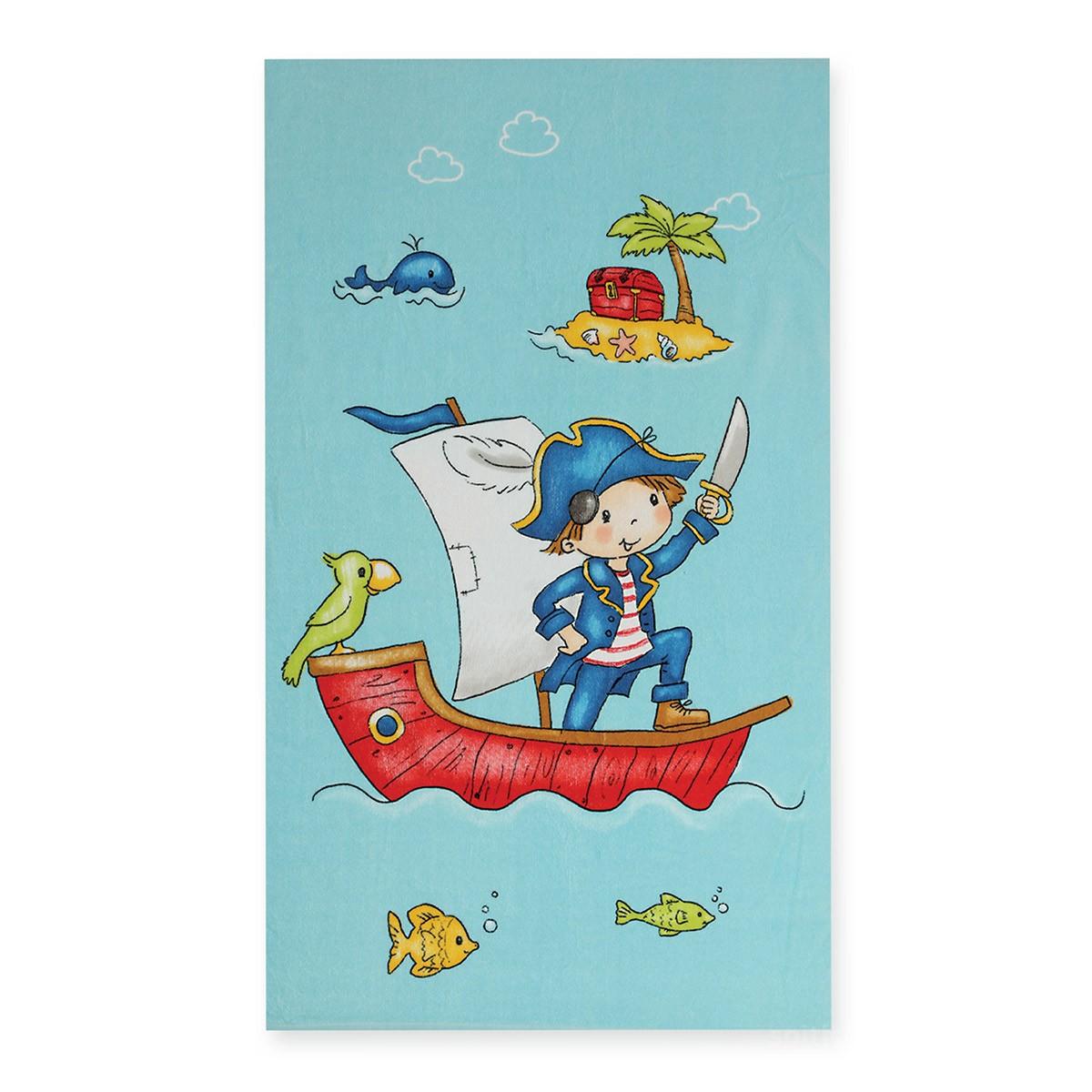 Παιδική Πετσέτα Θαλάσσης Nef-Nef Adventure home   θαλάσσης   πετσέτες θαλάσσης παιδικές
