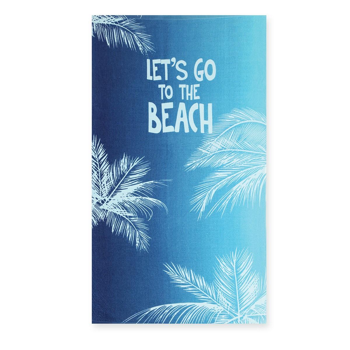Πετσέτα Θαλάσσης Nef-Nef Let's Go To The Beach