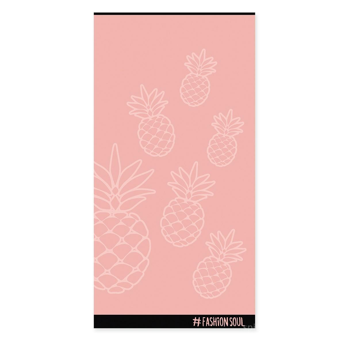 Πετσέτα Θαλάσσης Nef-Nef Fashion Soul Pink