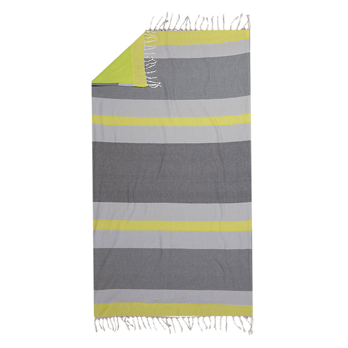 Πετσέτα Θαλάσσης – Παρεό Nef-Nef Fatal Grey