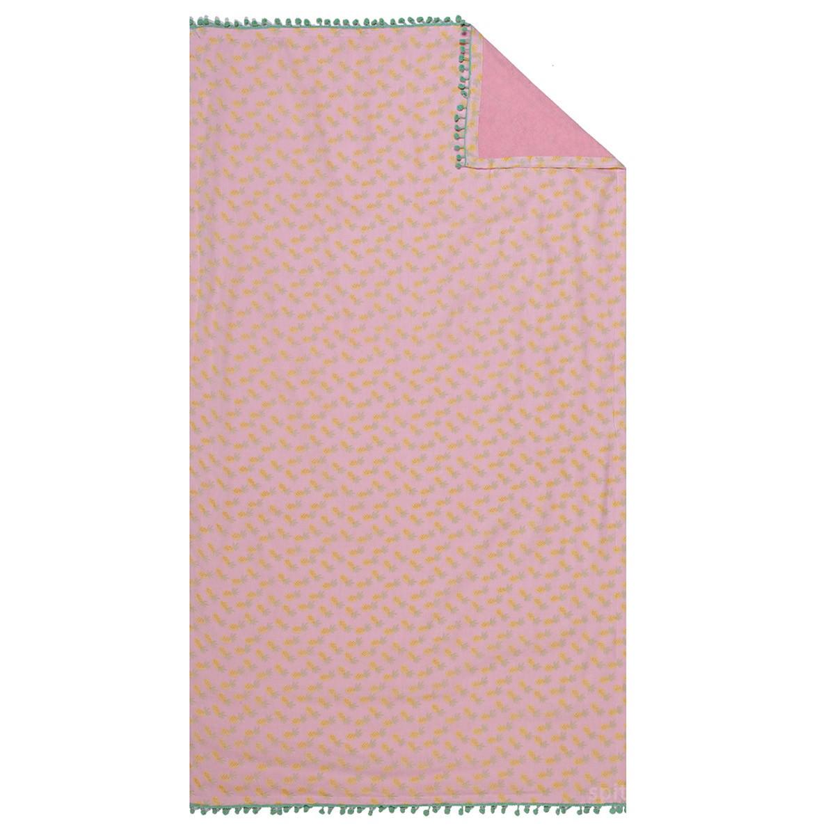 Πετσέτα Θαλάσσης – Παρεό Nef-Nef Pine Apples