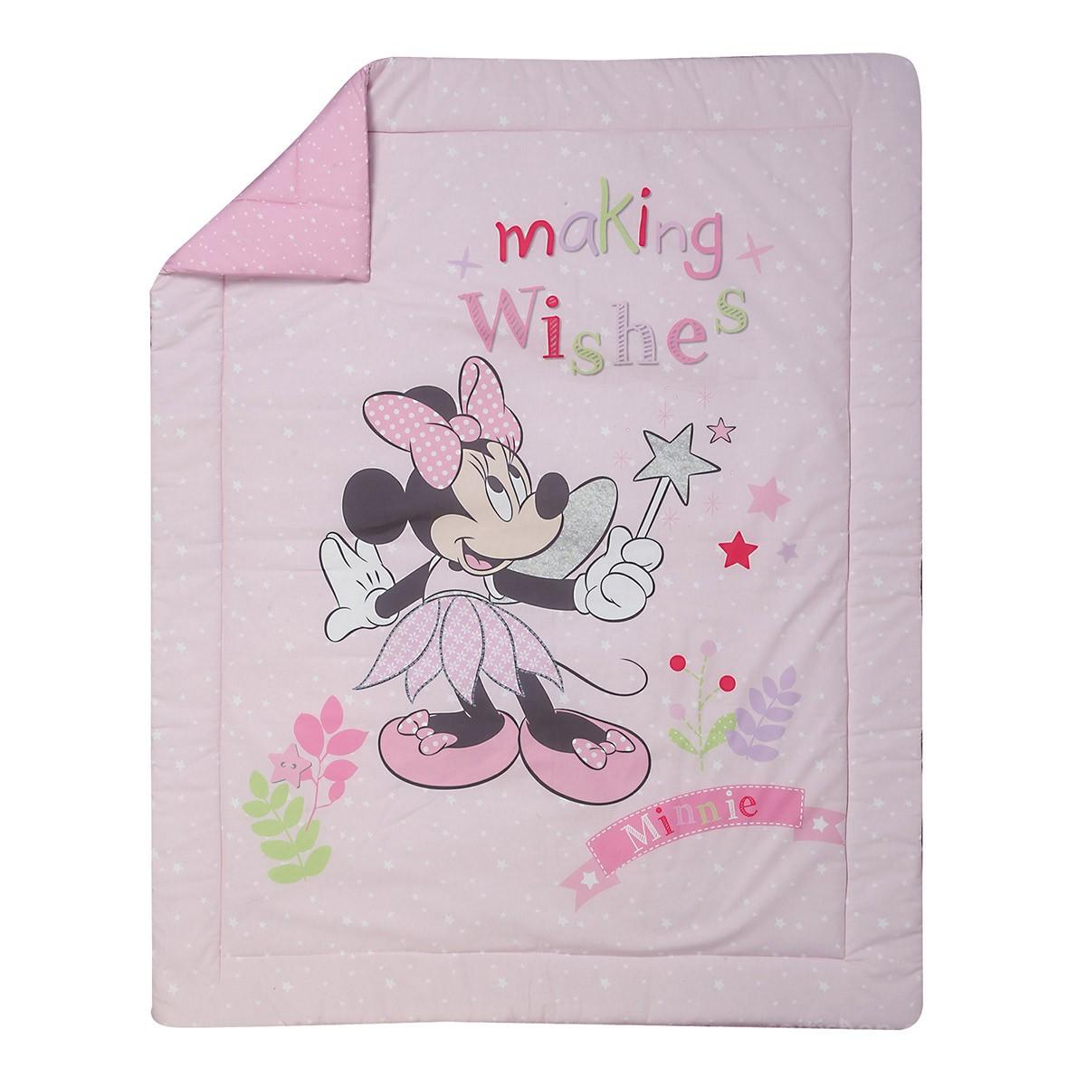 Κουβερλί Κούνιας Nef-Nef Disney Minnie Fairy