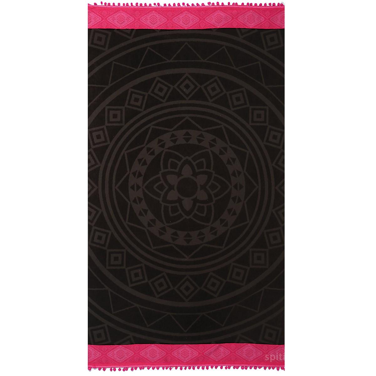 Πετσέτα Θαλάσσης Nef-Nef Amazon Black