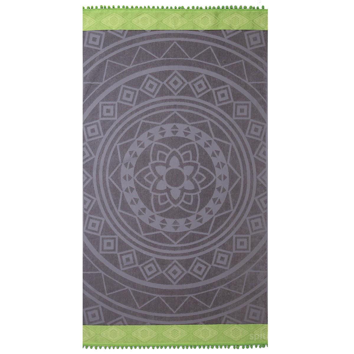 Πετσέτα Θαλάσσης Nef-Nef Amazon Grey
