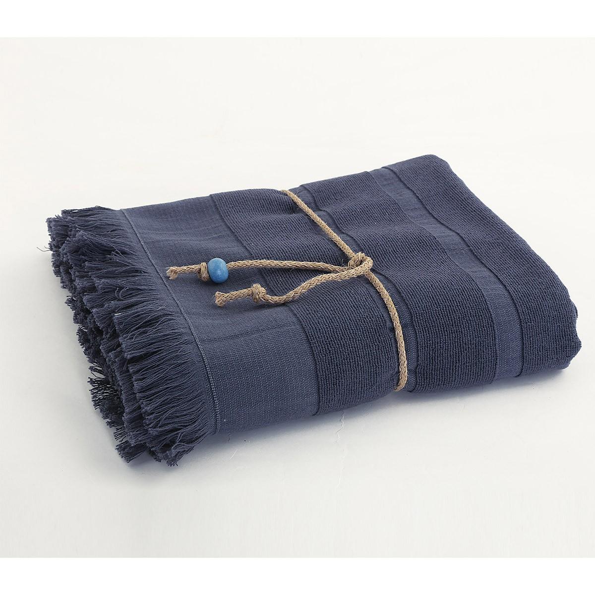 Πετσέτα Θαλάσσης-Παρεό Nef-Nef Blue Nomad