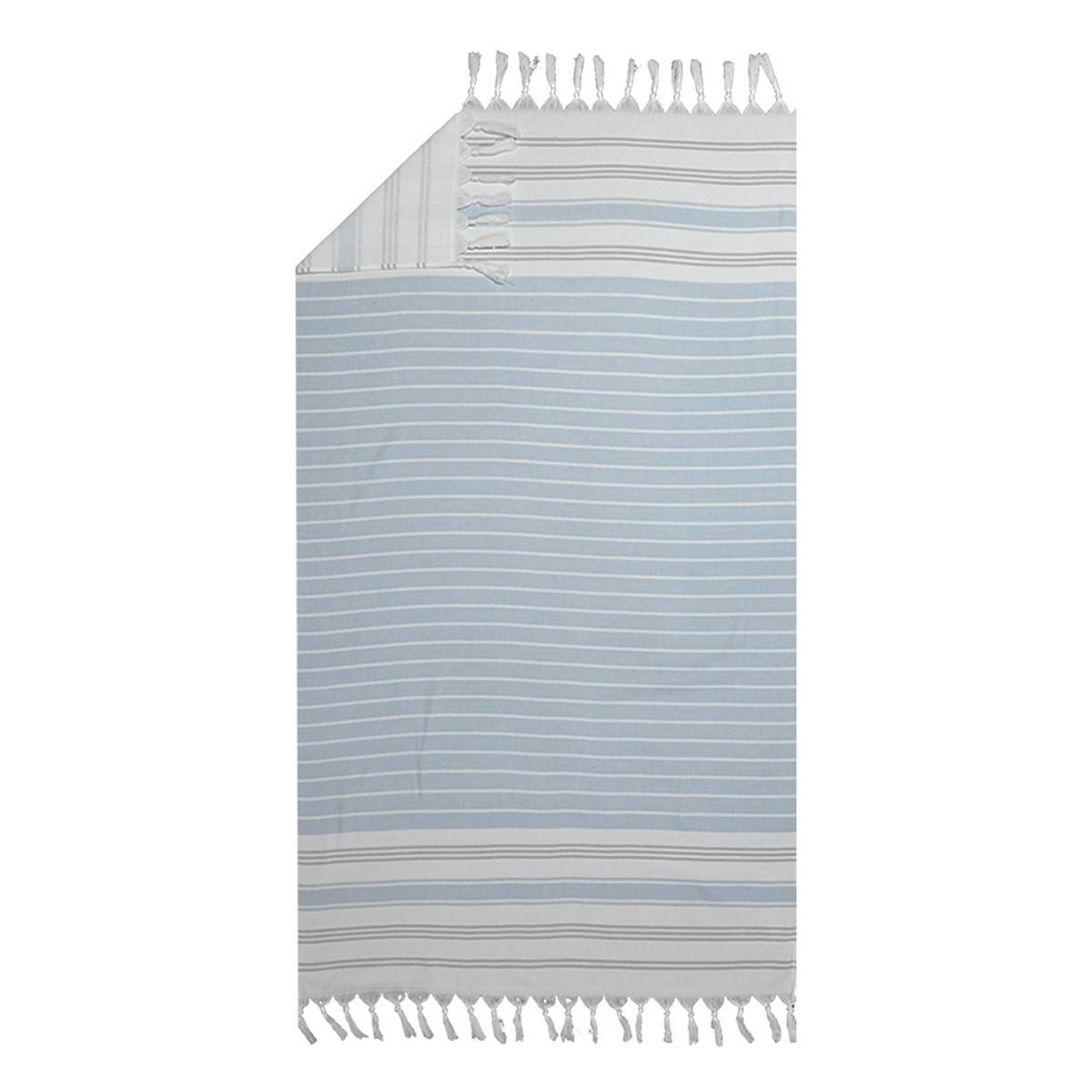 Πετσέτα Θαλάσσης - Παρεό Nef-Nef Repeat Blue home   θαλάσσης   πετσέτες θαλάσσης ενηλίκων
