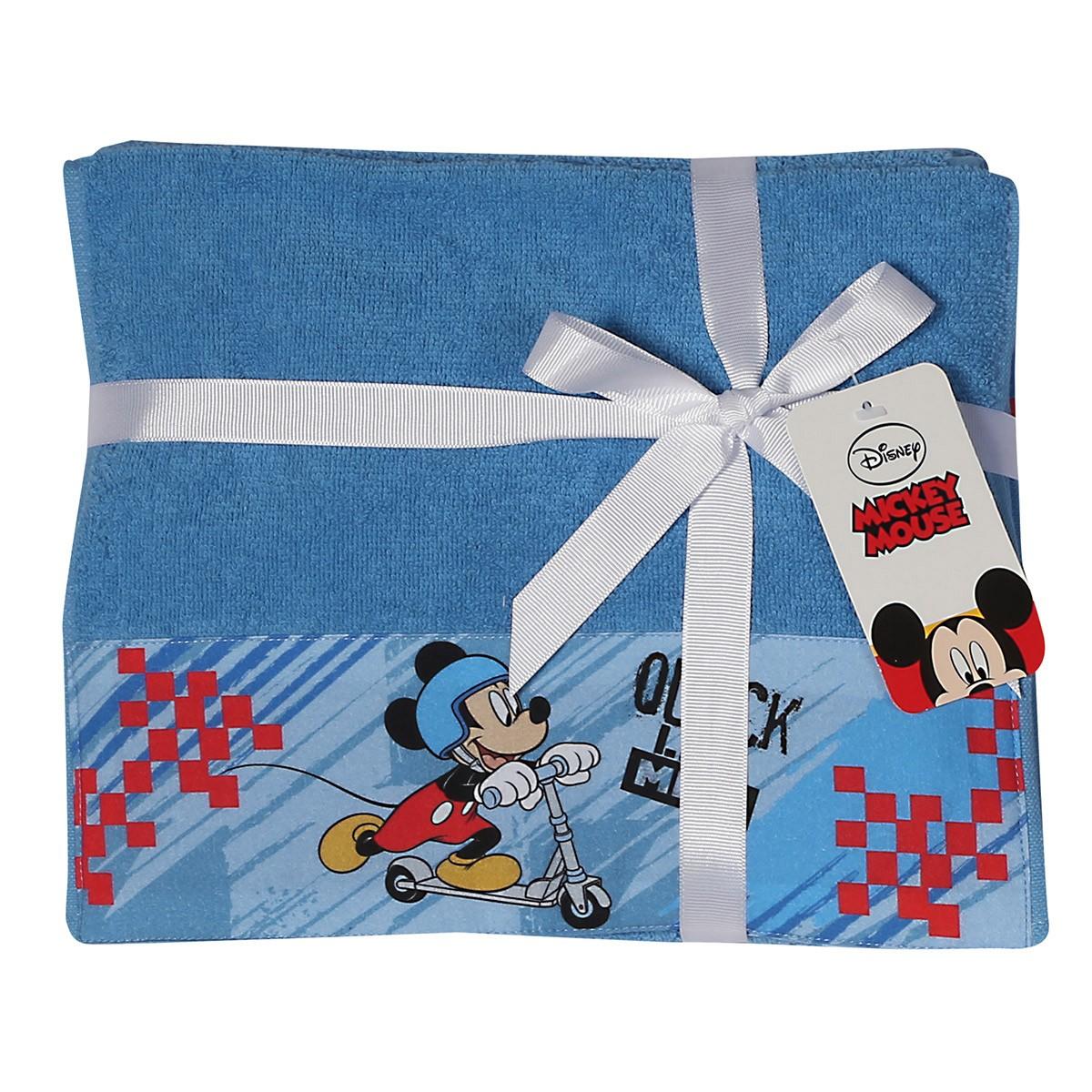 Παιδικές Πετσέτες (Σετ 2τμχ) Nef-Nef Disney Quick Like Mickey home   παιδικά   πετσέτες παιδικές