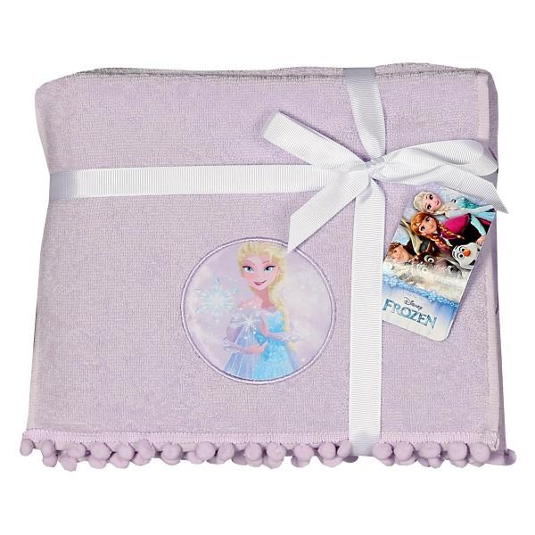 Παιδικές Πετσέτες (Σετ 2τμχ) Nef-Nef Disney Frozen Magic