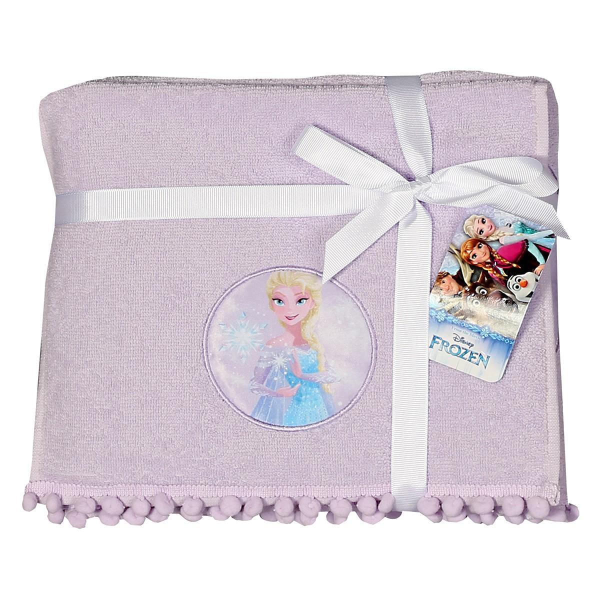 Παιδικές Πετσέτες (Σετ 2τμχ) Nef-Nef Disney Frozen Magic home   παιδικά   πετσέτες παιδικές