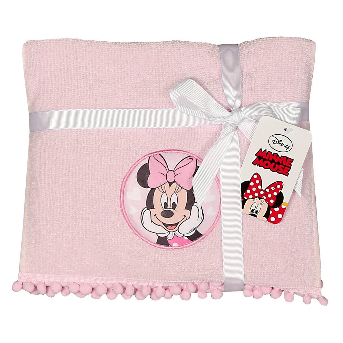 Πετσέτες Μπάνιου (Σετ 2τμχ) Nef-Nef Disney Minnie Cute 88898