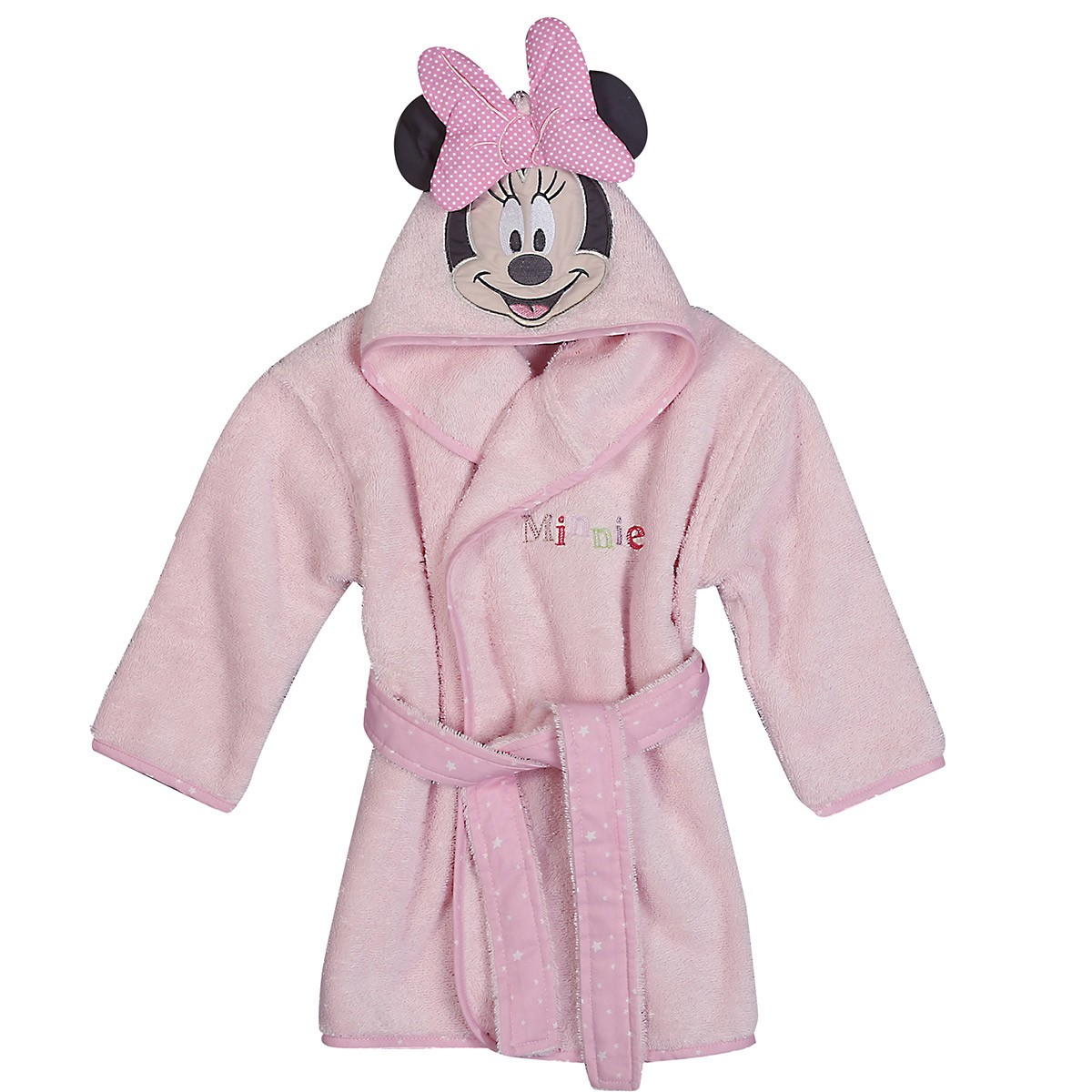 Βρεφικό Μπουρνούζι Nef-Nef Disney Minnie Fairy Νο2 Νο2