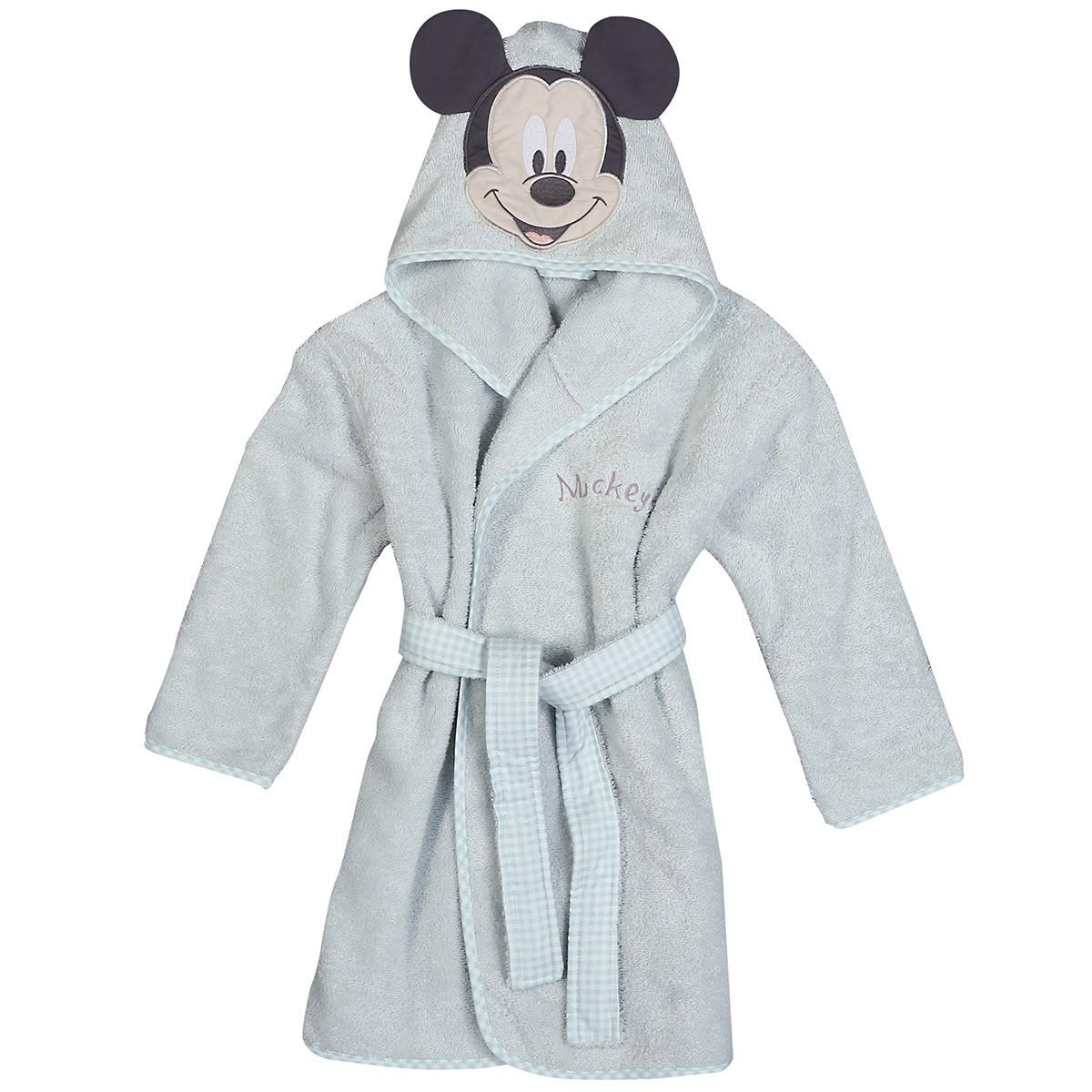 Βρεφικό Μπουρνούζι Nef-Nef Disney Mickey Prince Νο2 Νο2 88913