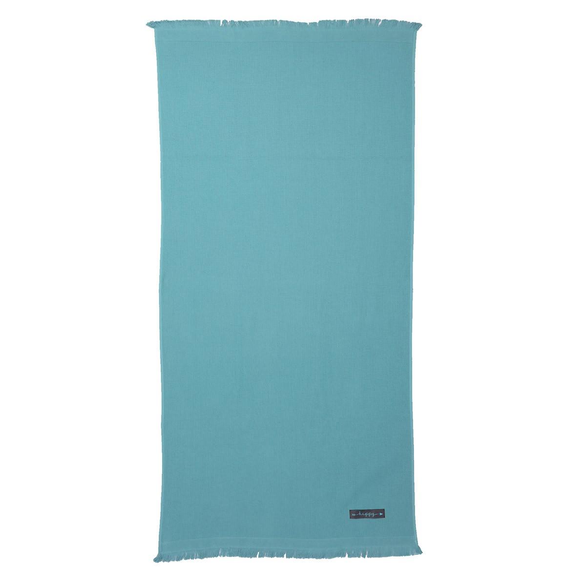 Πετσέτα Θαλάσσης – Παρεό Nef-Nef Solo Petrol