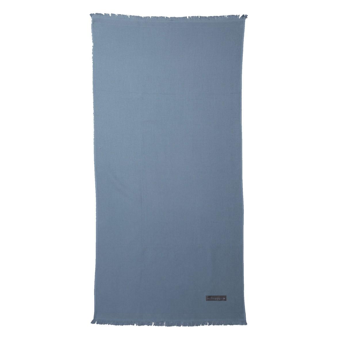 Πετσέτα Θαλάσσης – Παρεό Nef-Nef Solo Blue