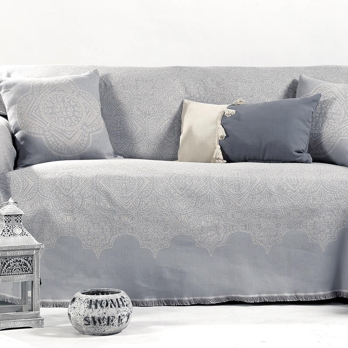 Ριχτάρι Διθέσιου (170×250) Nef-Nef Vellore Grey