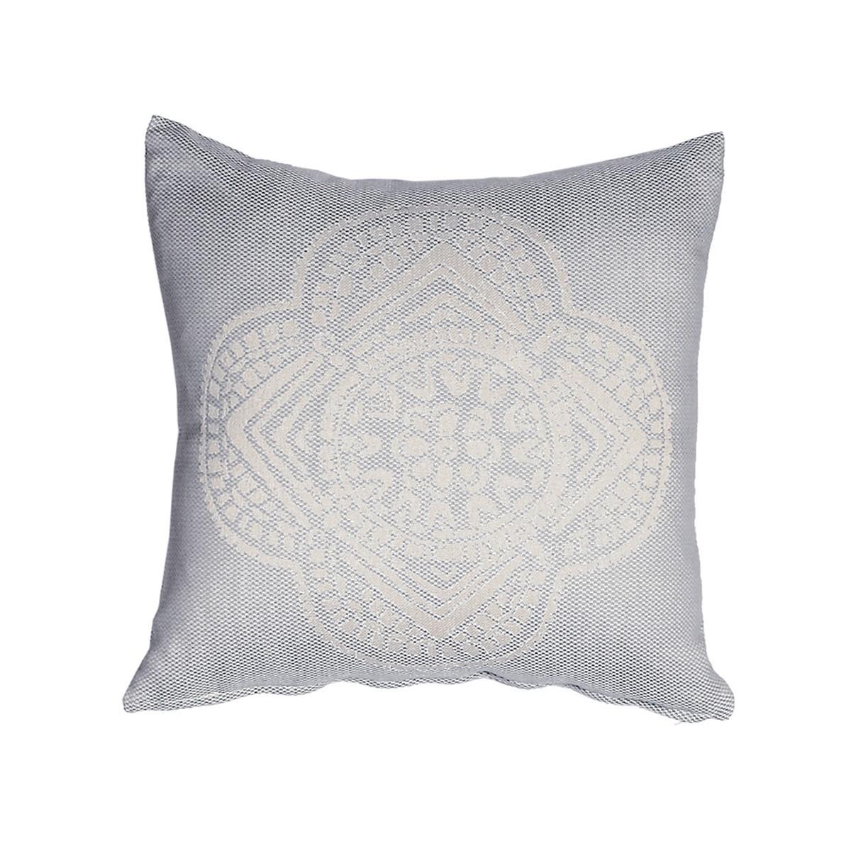 Διακοσμητικό Μαξιλάρι Nef-Nef Vellore Grey 88968