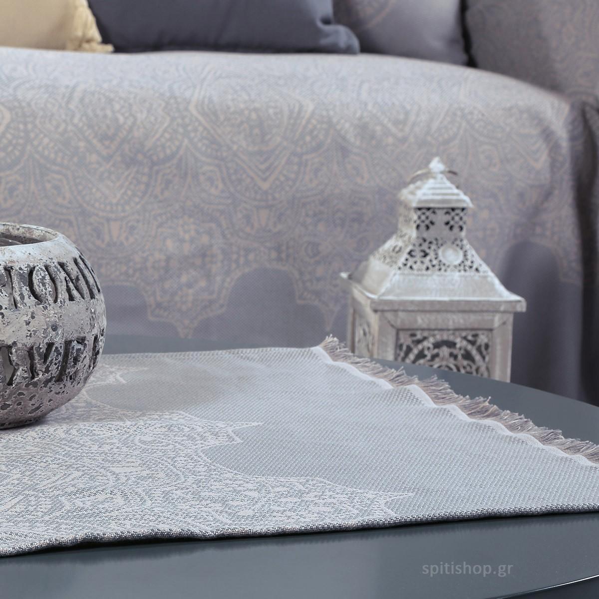 Τραβέρσα Nef-Nef Vellore Grey