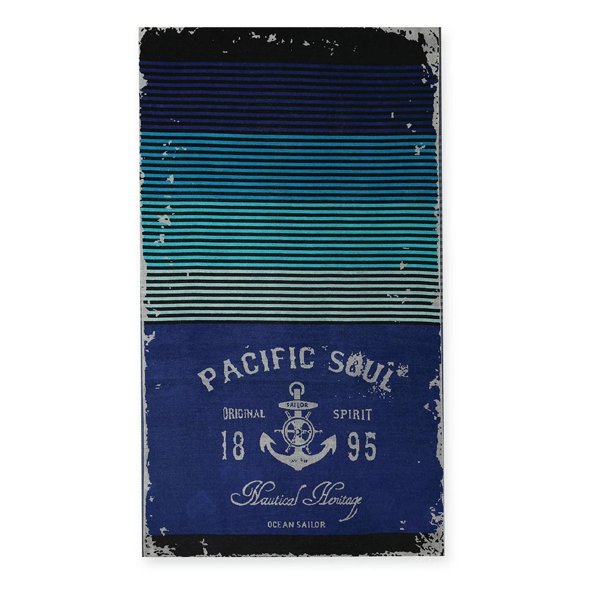 Πετσέτα Θαλάσσης Nef-Nef Pacific Soul