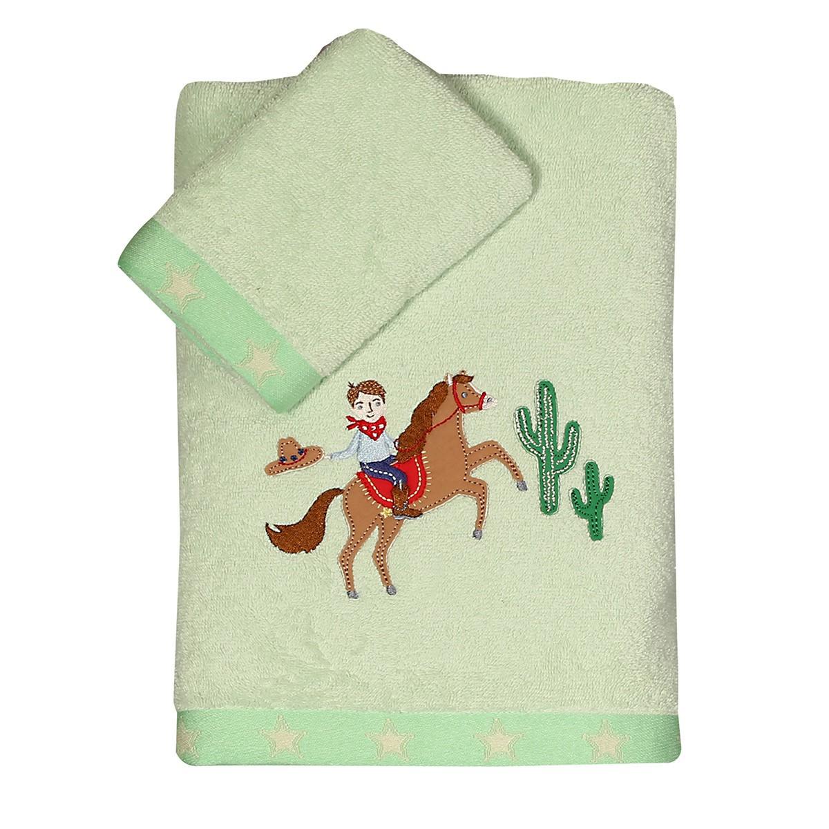 Παιδικές Πετσέτες (Σετ 2τμχ) Nef-Nef Kid Sherrif home   παιδικά   πετσέτες παιδικές