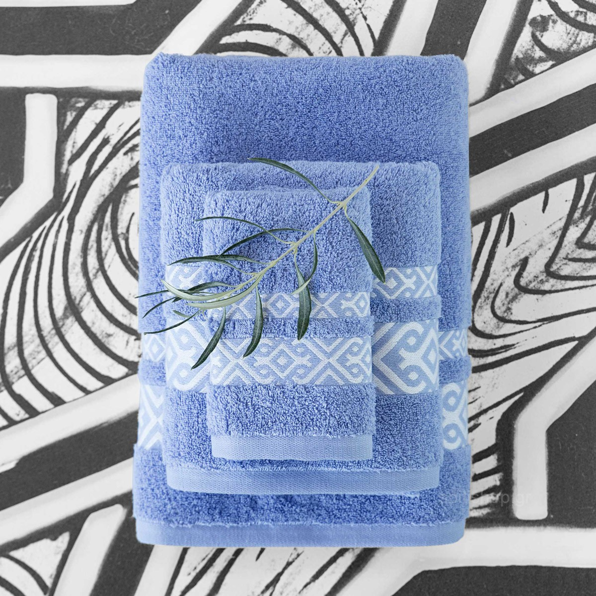 Πετσέτα Προσώπου (50x90) Nima Towels Ydrea