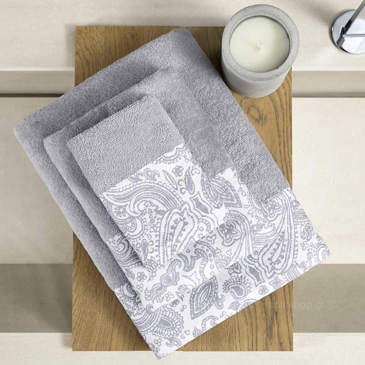 Πετσέτα Προσώπου (50×90) Nima Towels Keyla 89093