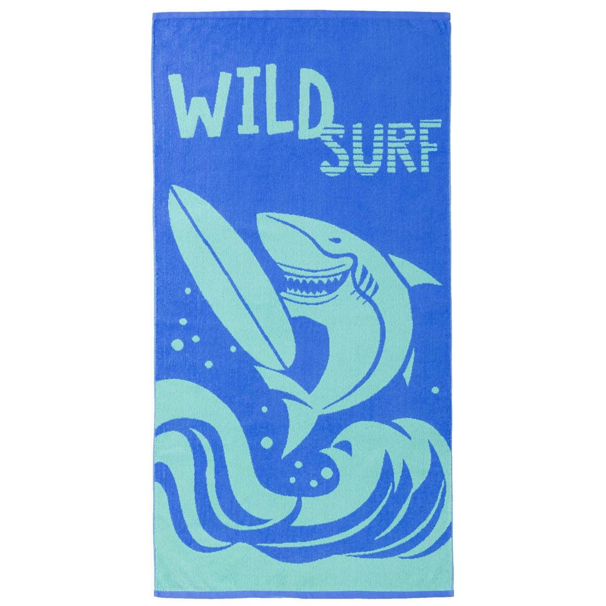 Παιδική Πετσέτα Θαλάσσης Nima Kids Beach Wild Surf