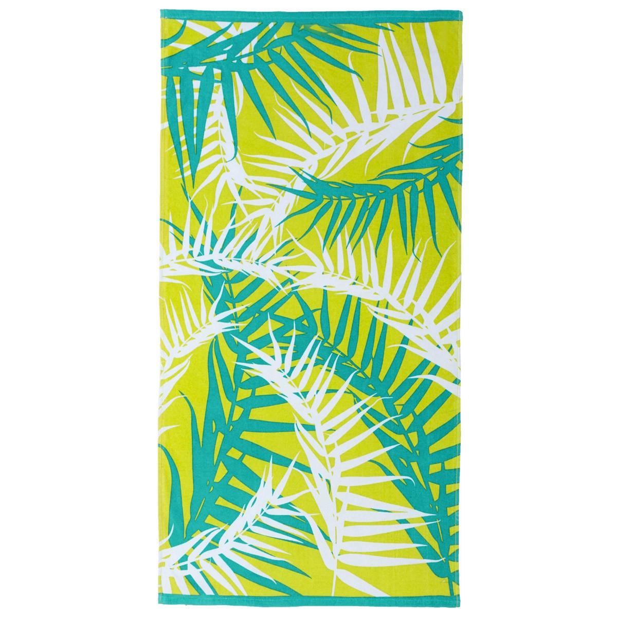 Πετσέτα Θαλάσσης Nima Beach Towels Allente Green