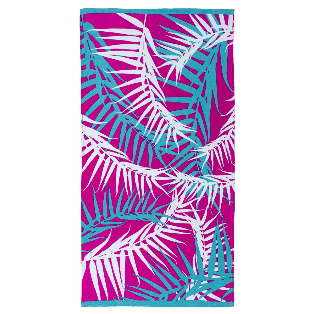 Πετσέτα Θαλάσσης Nima Beach Towels Allente Fuchsia