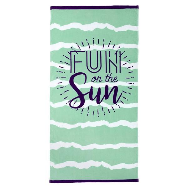 Πετσέτα Θαλάσσης Nima Beach Towels Cogori Green