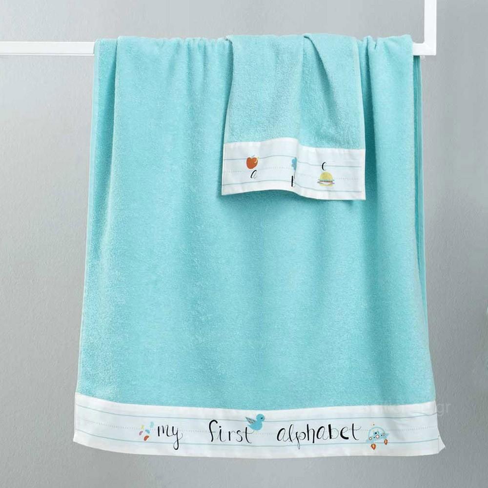 Παιδικές Πετσέτες (Σετ 2τμχ) Nima Kids My Alphabet