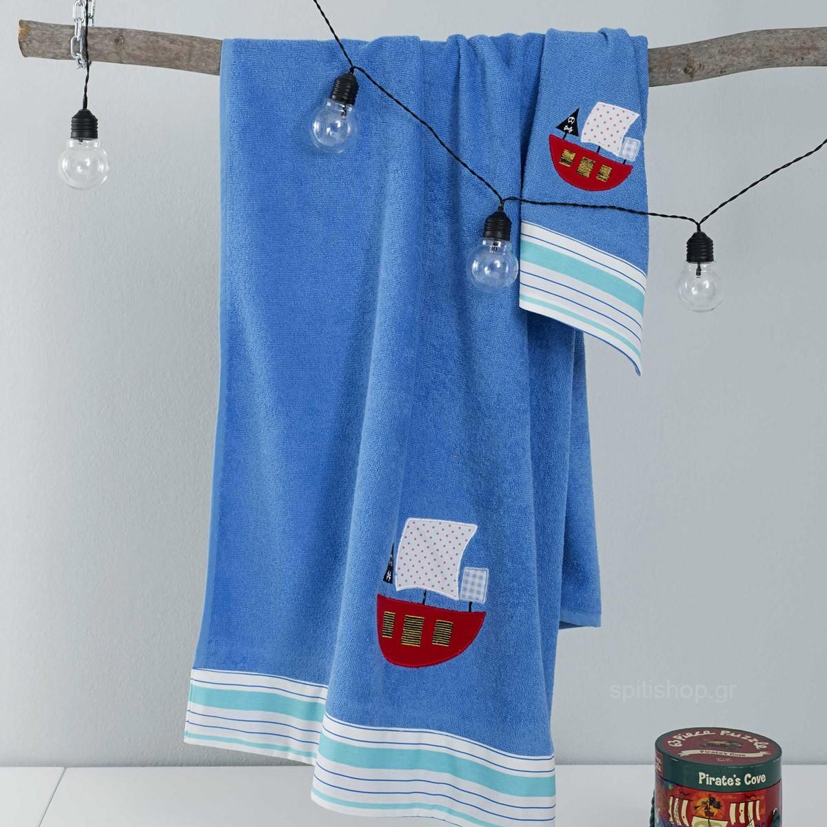 Παιδικές Πετσέτες (Σετ 2τμχ) Nima Kids YoHoHo