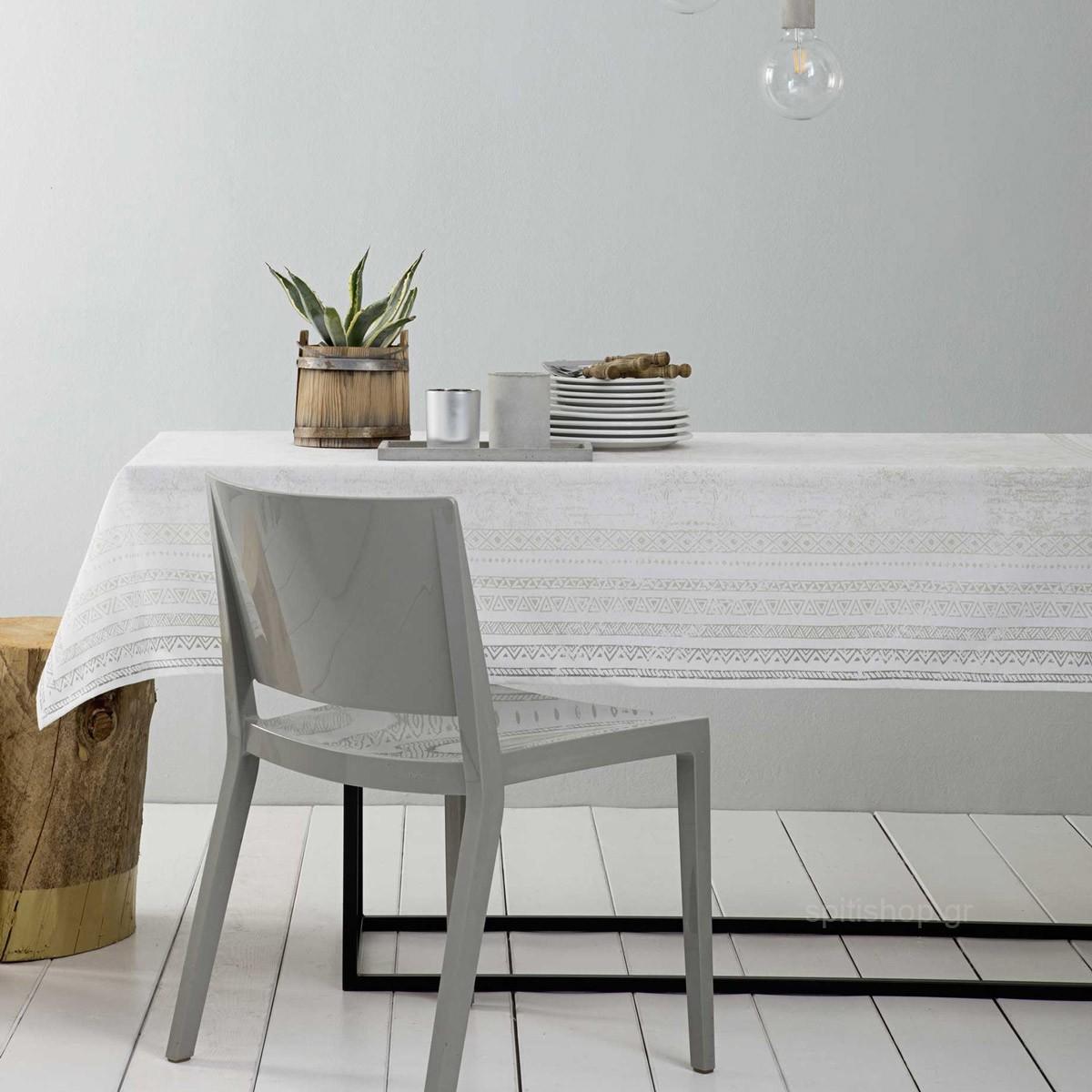 Τραπεζομάντηλο (140×190) Nima Table Linen Salima