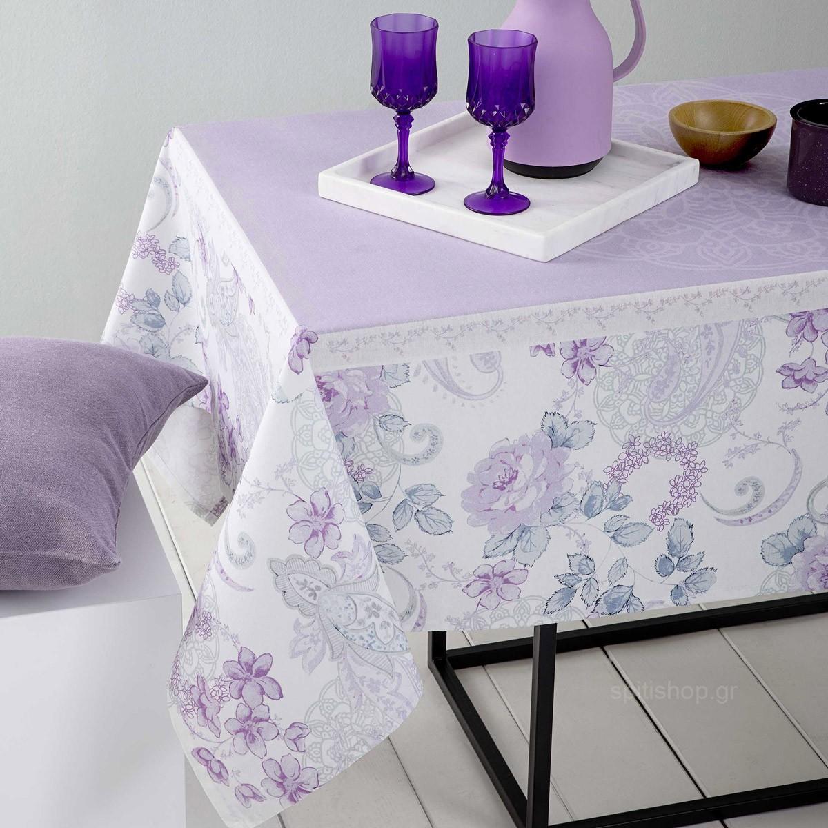 Τραπεζομάντηλο (140×250) Nima Table Linen Madessa