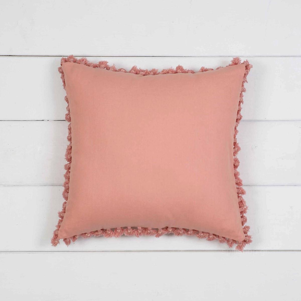 Διακοσμητική Μαξιλαροθήκη Nima Cushions Hommy Coral 89428