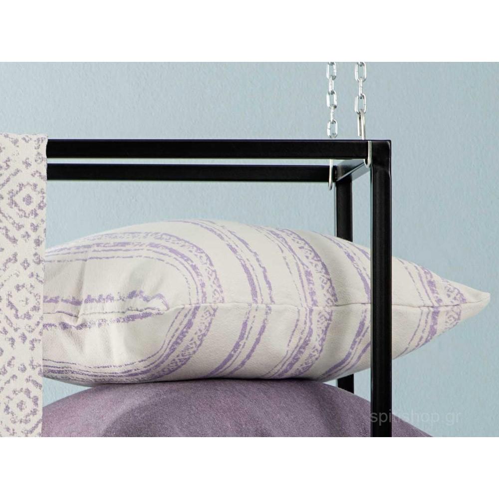 Διακοσμητική Μαξιλαροθήκη Nima Throws Sekai Lilac
