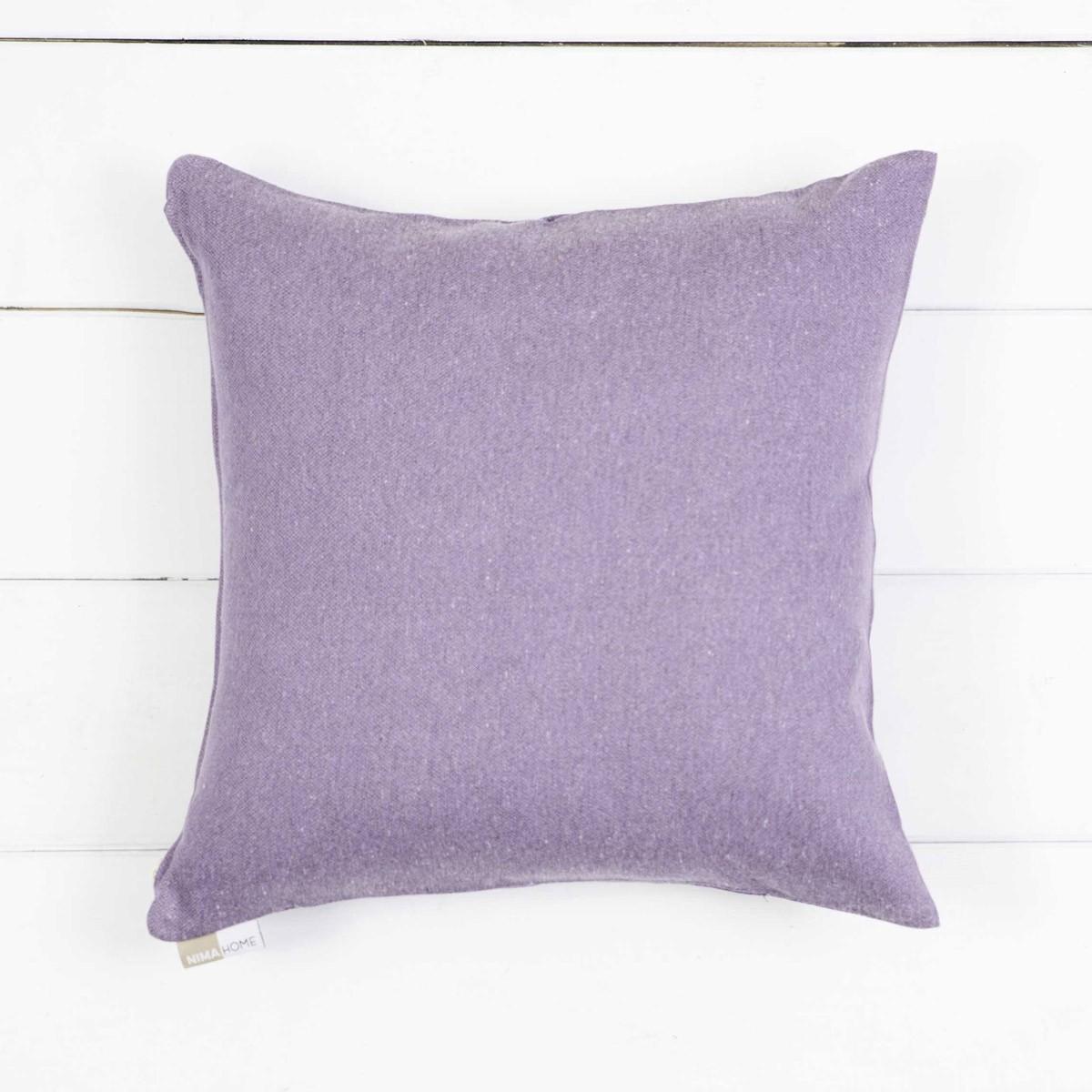 Διακοσμητική Μαξιλαροθήκη Nima Cushions Moreno Purple